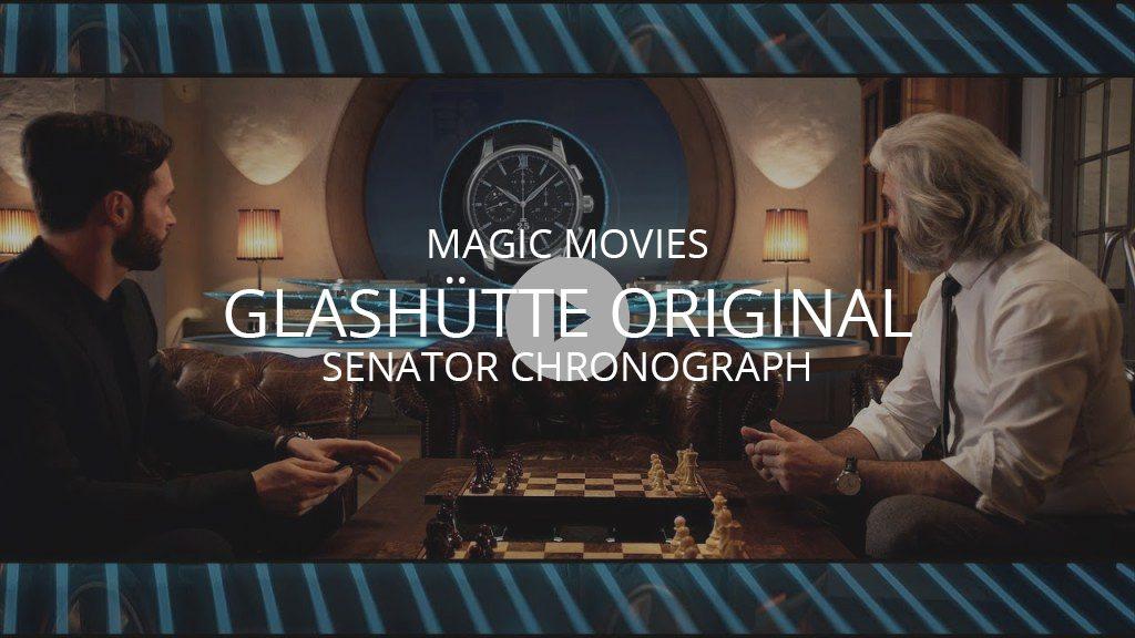 My Magic Moments Uhren Glashuette Original