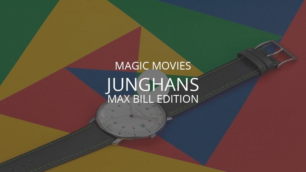 My Magic Moments Uhren Junghans