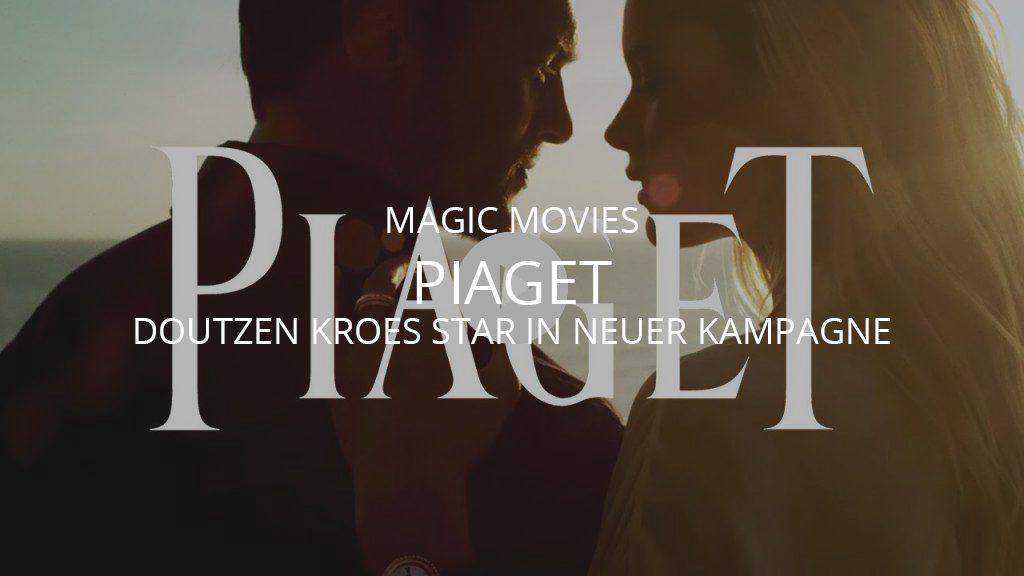 My Magic Moments Piaget Doutzen Kores