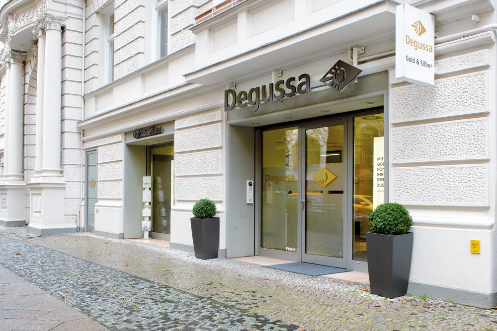Degussa-kosten