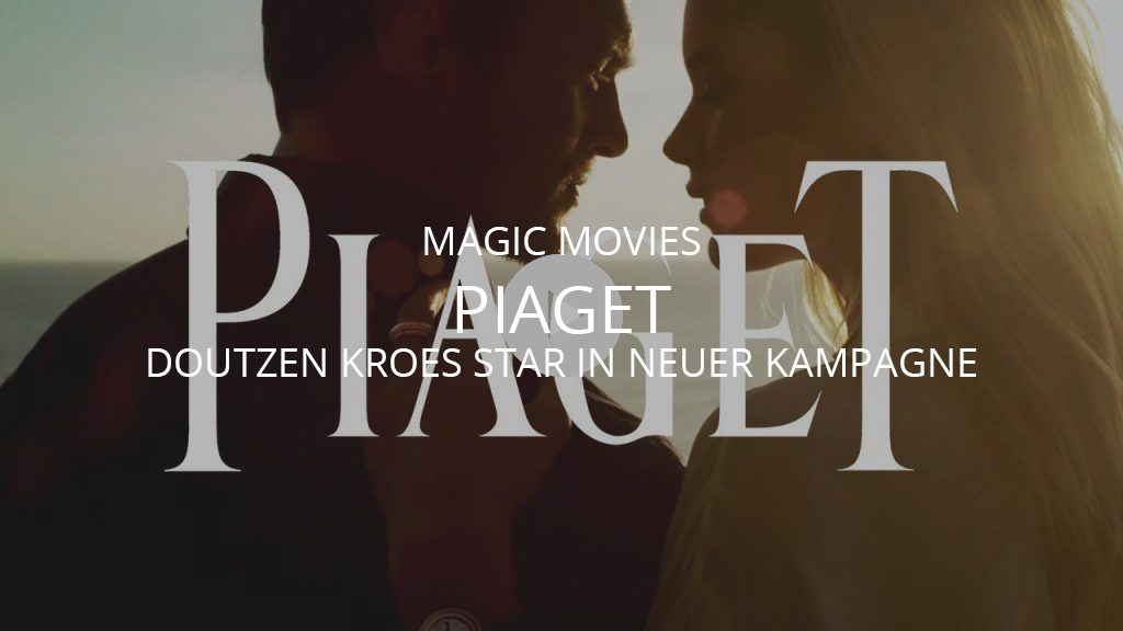 My Magic Moments Piaget Doutzen Kores